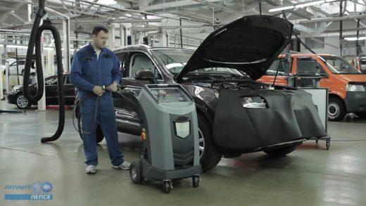 Car service Atlant-M : official car dealership of Volkswagen